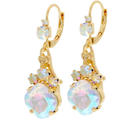 Kirks Folly Fairy Essence Leverback Earrings