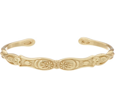 Luna Brass Stackable Cuff by American West