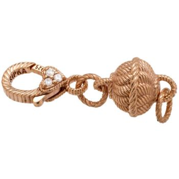 Judith Ripka Sterling & 14K Clad Magnetic Jewelry Clasp