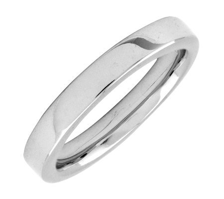 Simply Stacks Sterling 3.25mm Smooth Ring