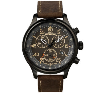 Timex Men's Expedition Field Chronograph SportWatch - J339689