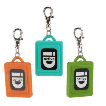 Lisa Jenks Utility ID Set of 3 Colored Charms