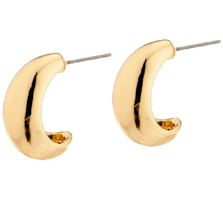Linea by Louis Dell'Olio Demi Hoop Earrings