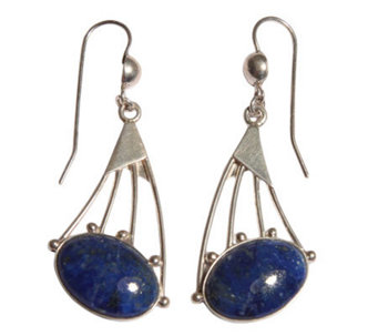 "Novica Artisan Crafted Sterling ""Darting Light""Earrings - J303491"