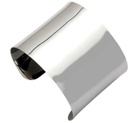 Stainless Steel Polished Cuff