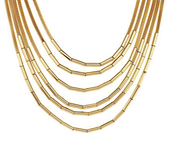 "Joan Rivers Layers of Luxury 19"" Necklace w/ 3"" Extender - J296993"