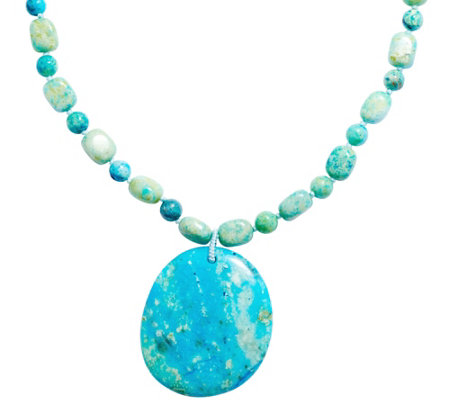 Lola Rose Aubree Gemstone Adjustable Necklace