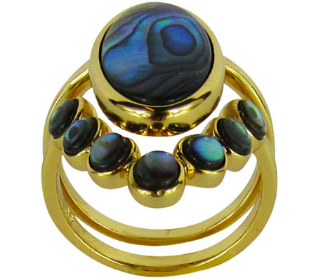 Jules Smith 2-Piece Eclipse Ring