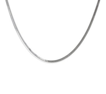 "Ultrafine Silver 16"" Snake Chain 10.0g - J109598"