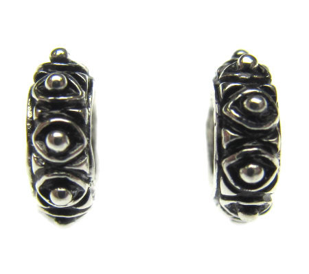 Barbara Bixby Set of 2 Charm Spacers, SterlingSilver