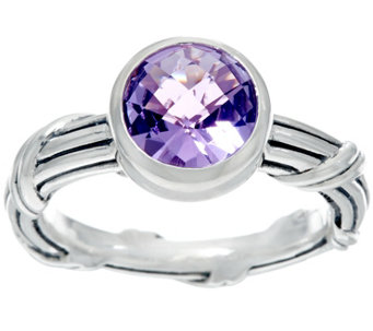 Peter Thomas Roth Sterling Fantasies Gemstone Bezel Ring - J331799