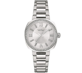 Caravelle New York Women's Crystal Accent Watch - J344199