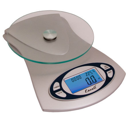 Escali Vitra 115G Kitchen Scale