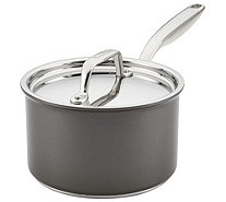 Breville Thermal Pro Hard-Anodized Nonstick 3-qt Saucepan - K306200