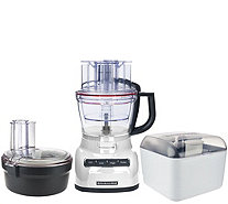 KitchenAid 13-cup Exact Slice Food Processor with Dicing Kit - K42600