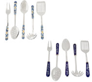 Temp-tations Old World or Floral Lace 5-pc. Utensil Set