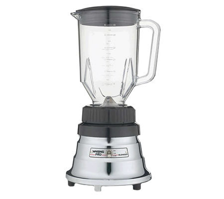 Waring Pro WPB80 2-Speed Chrome Blender