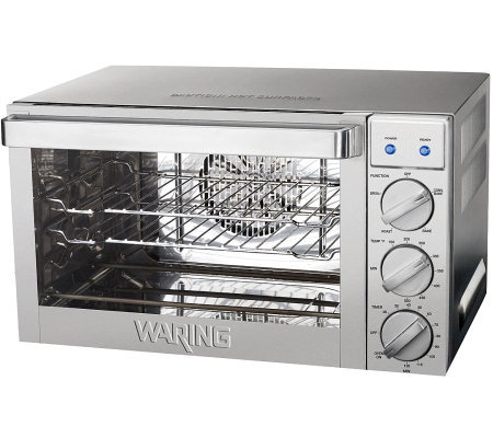 Waring 0.9 Cu. Ft. Commercial Countertop Convection Oven