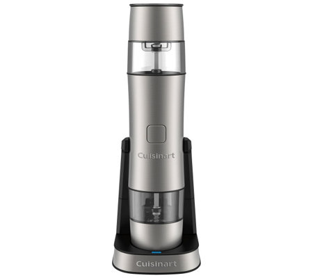 Cuisinart Rechargable Salt & Pepper Spice Mill