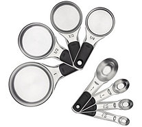 OXO Good Grips 8-Piece Measuring Cups & Spoons Set - K306701