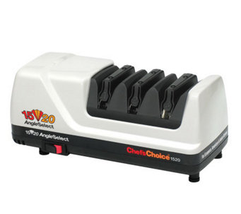 Chef's Choice AngleSelect Sharpener, Model 1520 - K125002