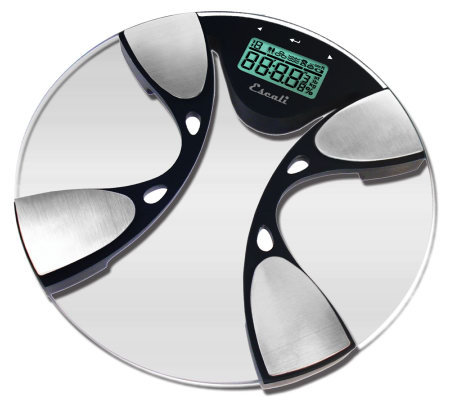 Escali BFBW200 Total Fitness Bath Scale