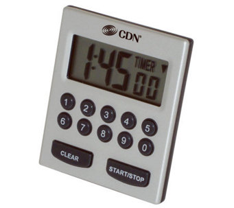 CDN Direct Entry 2-Alarm Timer TM30 - K132702
