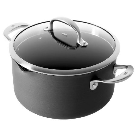 OXO Nonstick Pro 6-Qt Casserole with Lid