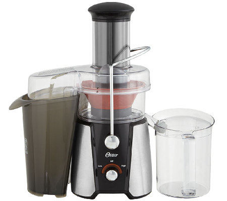 Oster JusSimple Easy Juice Extractor, 900 Watts