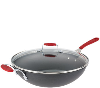 Emeril by All Clad Hard Anodized 5qt Chef's Pan - K41902