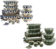 Temp-tations Old World or Floral Lace 20-piece Bakeware Set