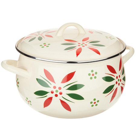 Temp-tations Old World 8qt Belly Stockpot
