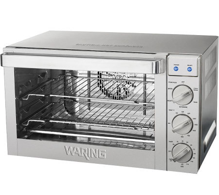 Waring 1.5 Cu. Ft. Convection Oven with Rotisserie Function