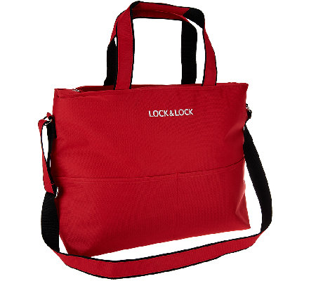 Lock & Lock Insulated Leakproof Cooler Bag