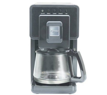 Capresso Triple Brew Coffee and Tea Maker
