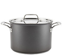 Breville Thermal Pro Hard-Anodized Nonstick 8-qt Stockpot - K306204