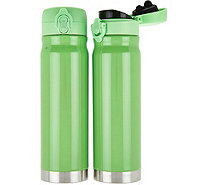 Set of 2 Double Wall Insulated Thermal Tumblers - K45704