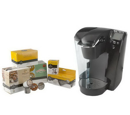 Keurig Platinum Series Quiet Brewer with 48 K-Cups & My K-Cup Filter