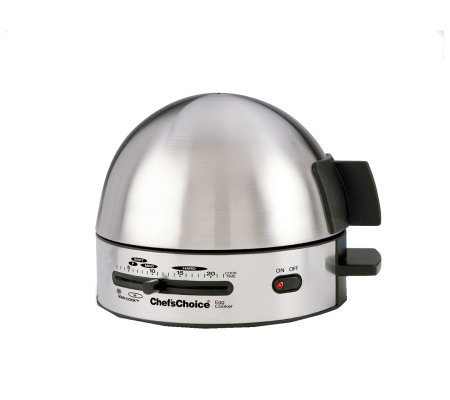 Chef's Choice International Gourmet Egg Cooker,Model 810