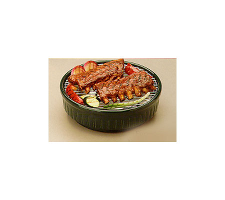 Rival 5730 Smokeless Indoor Electric Grill -Green — QVC.com