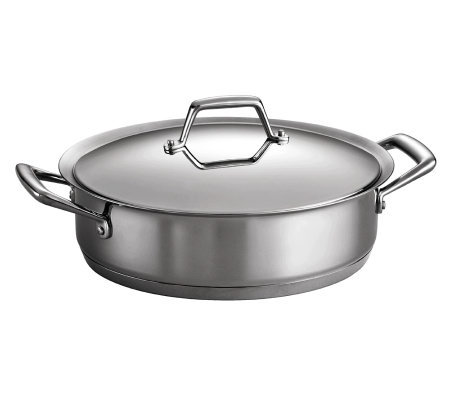 Tramontina Gourmet Prima 5-quart Covered Casserole