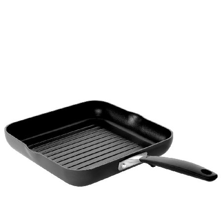 "OXO Good Grips Nonstick 10"" Square Grill Pan"