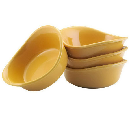 Rachael Ray Lil' Saucy 3-oz Dipping Cups - Setof 4