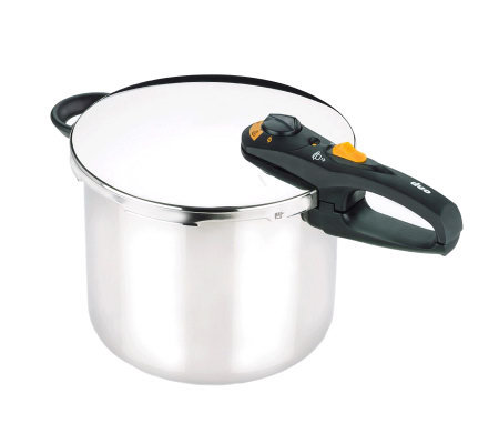 Fagor Duo 10 qt Stainless Steel Pressure Cooker/Canner