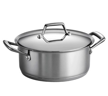 Tramontina Gourmet Prima 5-qt Covered Dutch Oven