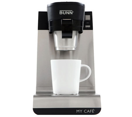 BUNN My Cafe Universal 4-in-1 Single Serve HomePod Brewer