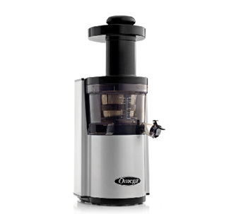 Omega Round Ultra-Low Speed Masticating HD Juicer - K303608