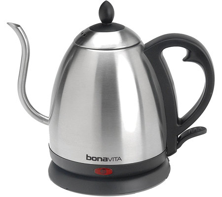 Bonavita 1-liter Gooseneck Electric Kettle