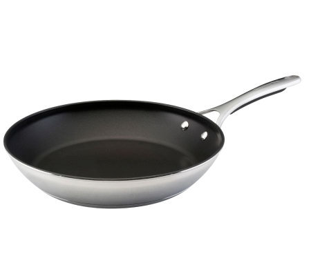 "KitchenAid Gourmet Stainless Steel 12"" Skillet"