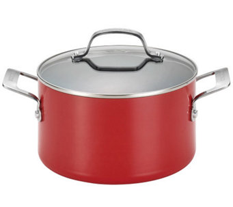 Circulon Genesis Aluminum 4.5-qt Covered DutchOven - K302909
